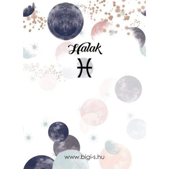 Csillagom -Horoszkópos kulcstartó