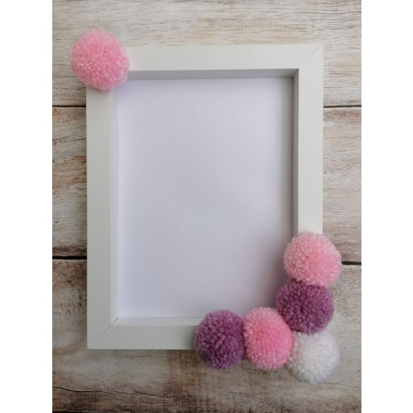 Baby Frame-Rose  (medio)