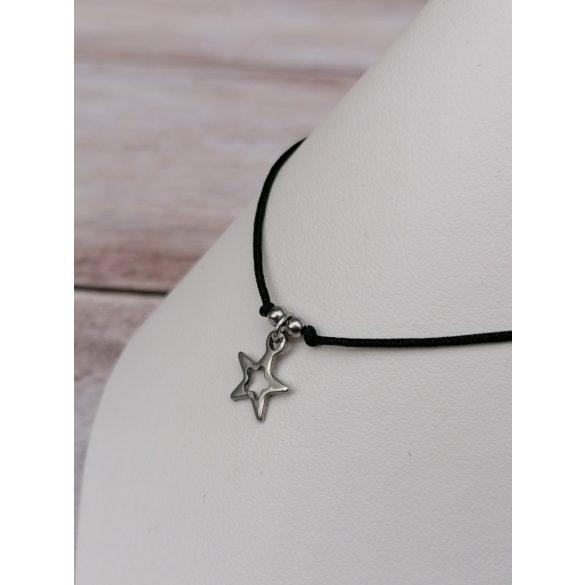 STAR Minimál karkötő -nemesacél