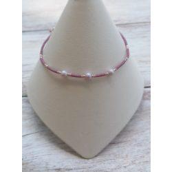 MALLOW Pearl karkötő
