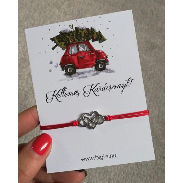 Kisérőkártya - Kellemes Karácsonyt!