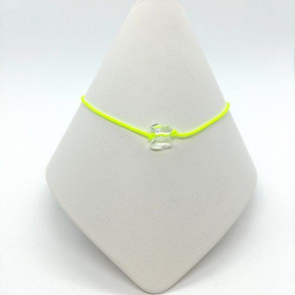 Minimál Design Swarovski karkötő -BUTTERFLY Summer