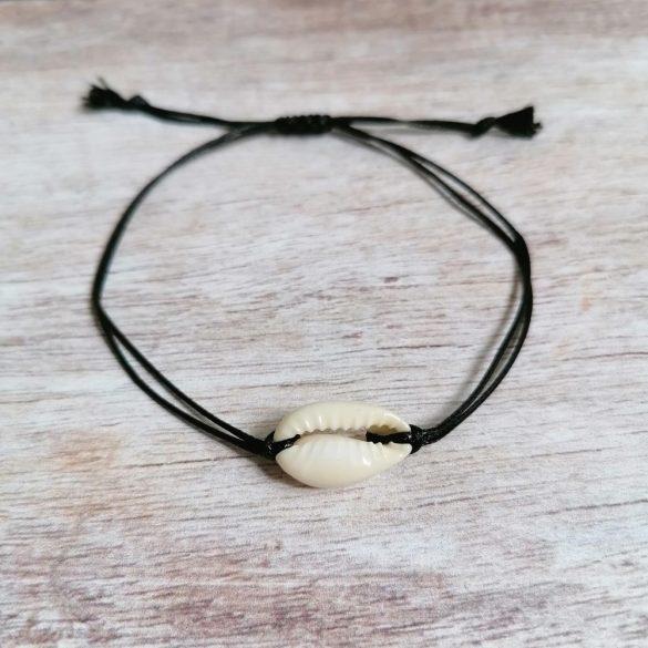 Shell kagyló karkötő minimál stílus