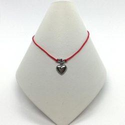 Védelmező piros karkötő kabbala