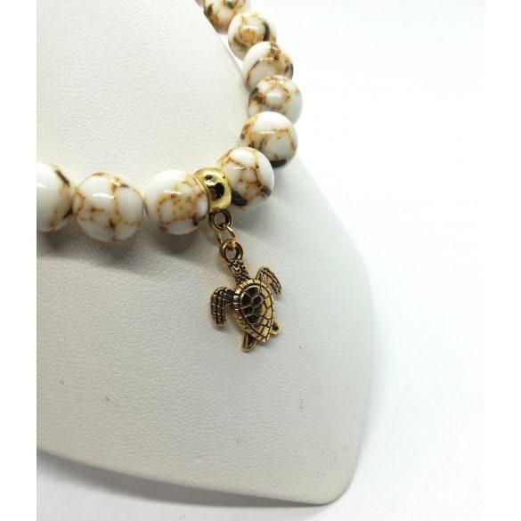 Turtle Gold karkötő
