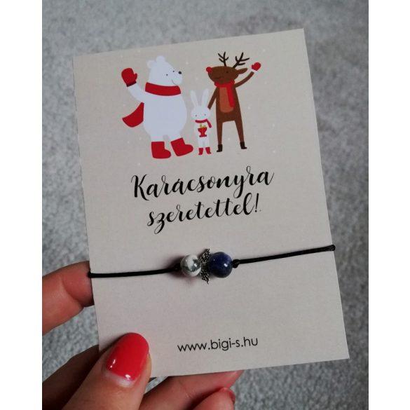 Kisérőkártya - Karácsonyra Szeretettel!