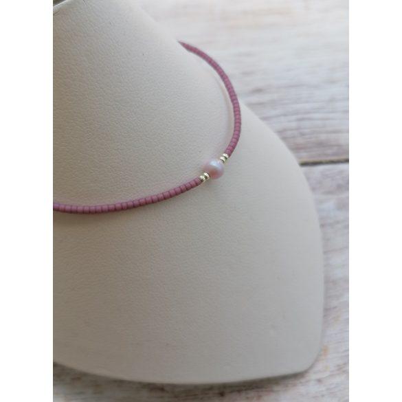 MALLOW Pearl Simple karkötő