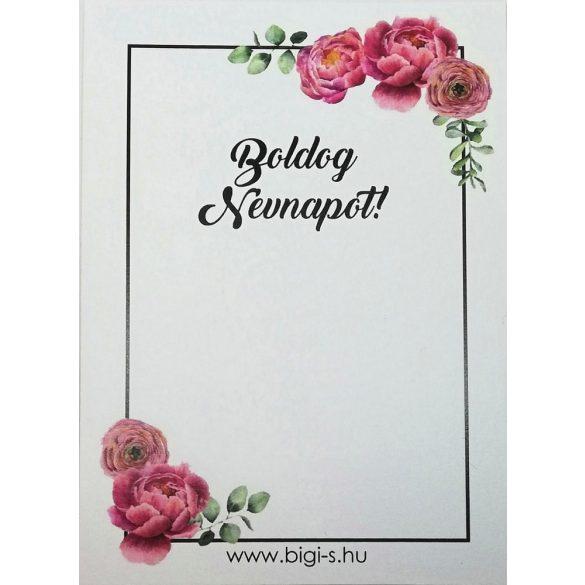 Kisérőkártya - Boldog Névnapot!