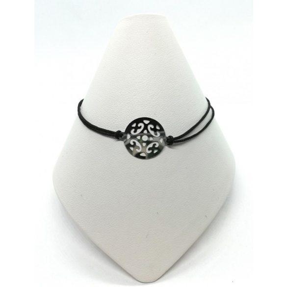 Mandala nemesacél minimàl karkötő